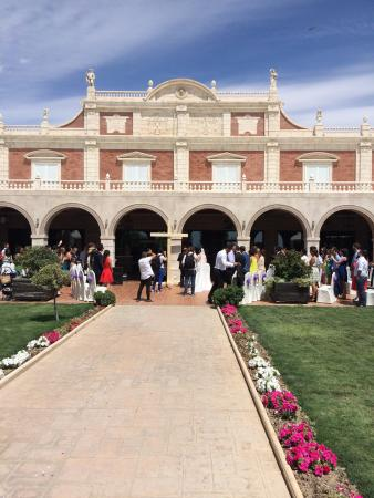 los jardines de palacio villacanas