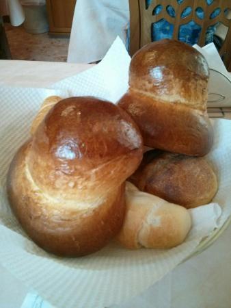 San Sebastiano Holidays: Colazione