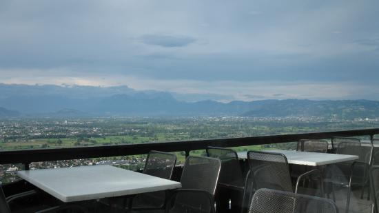 Bildstein, Österreich: Panoramablick