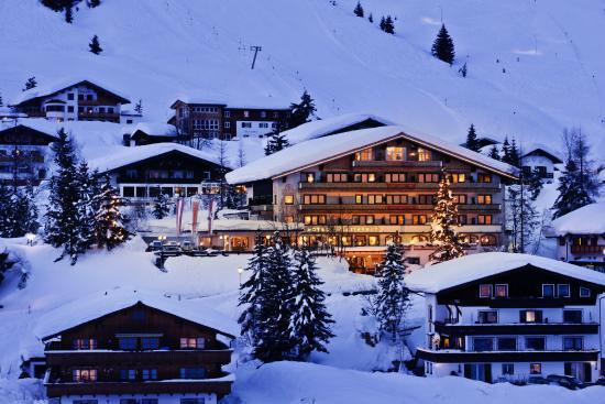 Hotel Plattenhof: Hotel