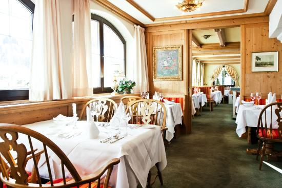 Hotel Plattenhof: Restaurant