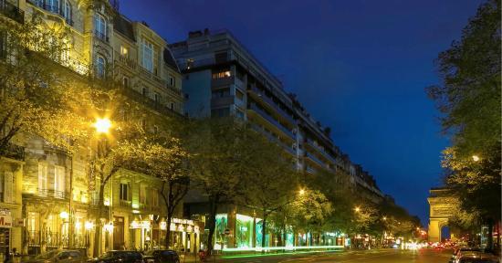 Elysees Ceramic Hotel : Facade