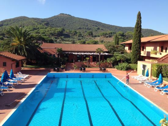 Piscina picture of villa san giovanni residenza hotel portoferraio tripadvisor - San giovanni in persiceto piscina ...