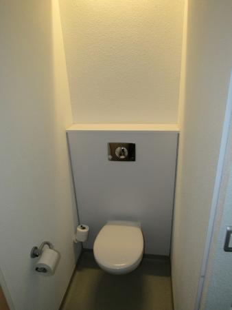 Ibis Budget Tours Nord: WC