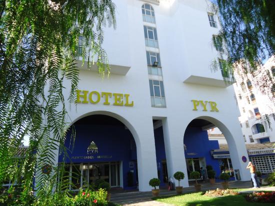 Pyr Marbella Hotel Intree