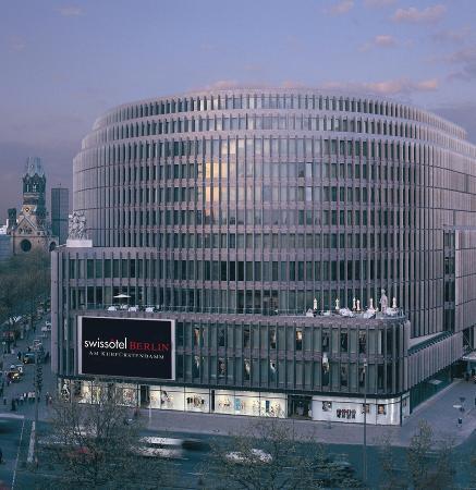 Swissotel Berlin: Aussenansicht