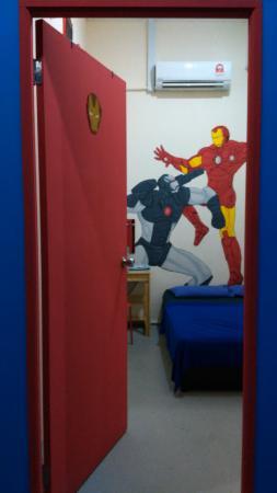 Hero Hostel