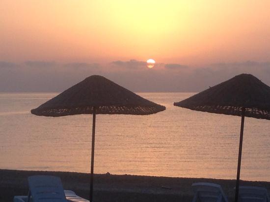 Ugur Pansiyon : beach
