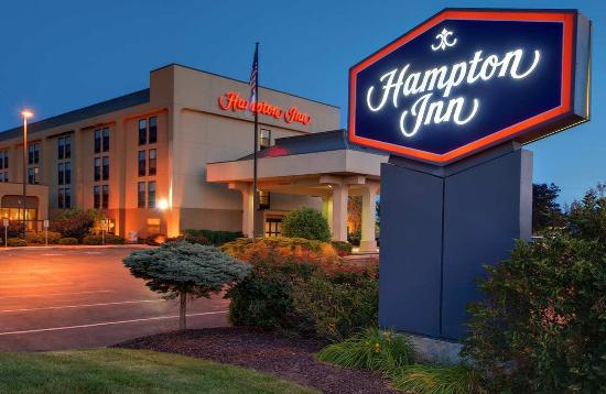 Hampton Inn Ft. Wayne Southwest : Hotel Exterior