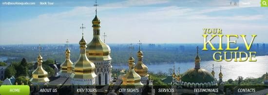 Your Kiev Guide - Day Tours