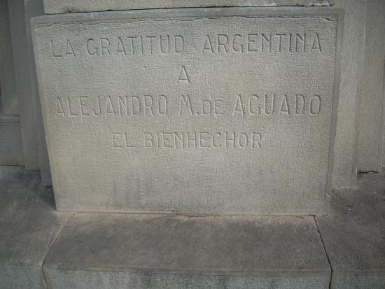 """Monumento a Bernardo O""""Higgins"""
