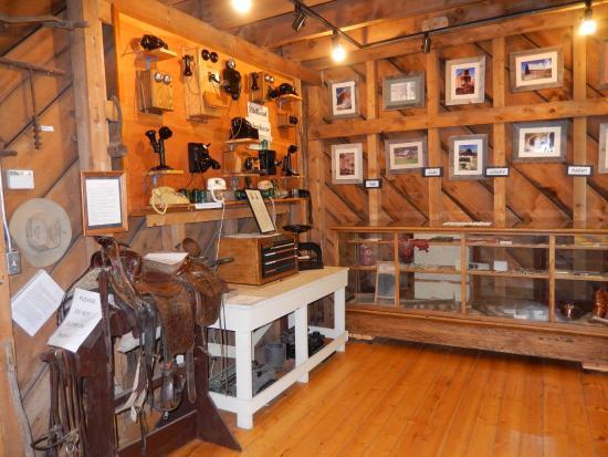 Welcome Centre museum Monticello