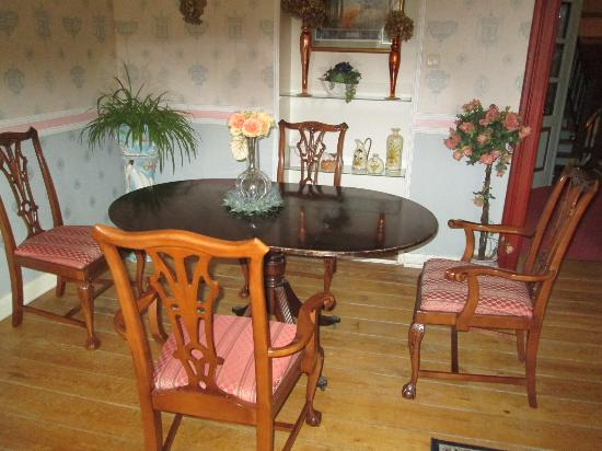 Frauenmark, Germany: Tea-Time Zimmer