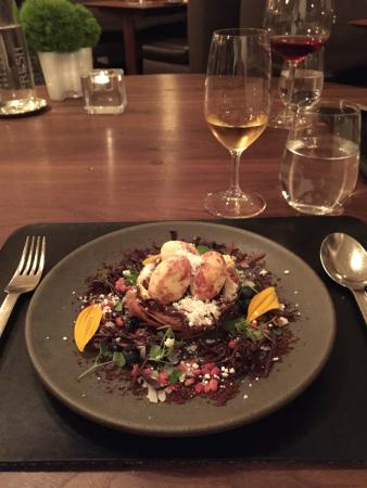Venison r djur picture of aquavit new york city for Aquavit and the new scandinavian cuisine