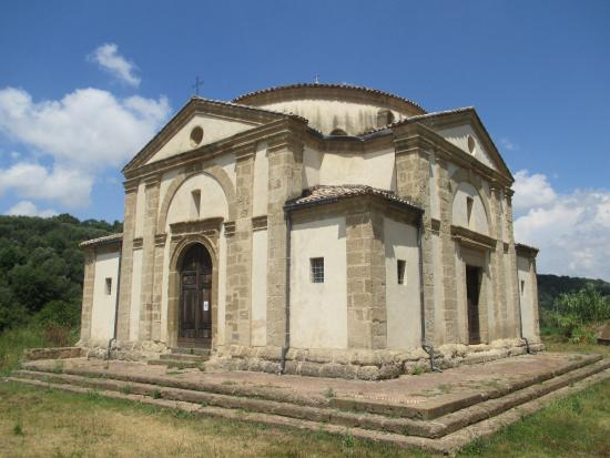 Cellere, Italia: Chiesa di S. Egidio
