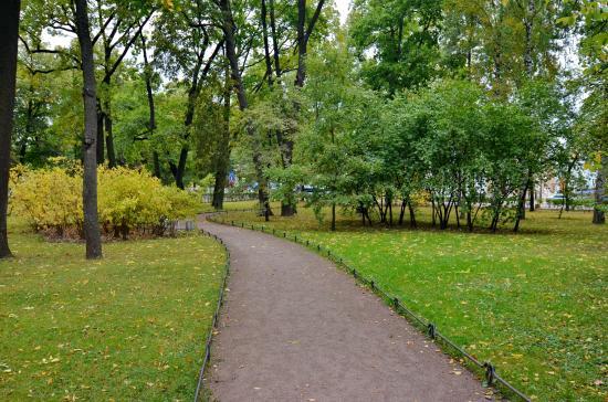 Лицейский сад