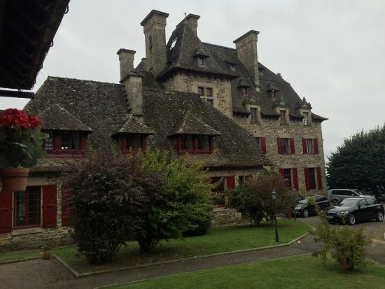 Le Chateau du Doux : photo1.jpg