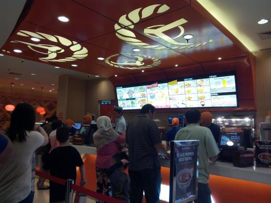 yoshinoya mall galaxy surabaya restaurant reviews photos phone rh tripadvisor com