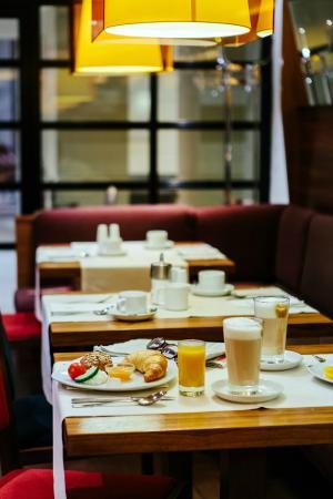 K+K Palais Hotel: Breakfast Saloon