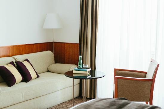 K+K Palais Hotel: Guest Room