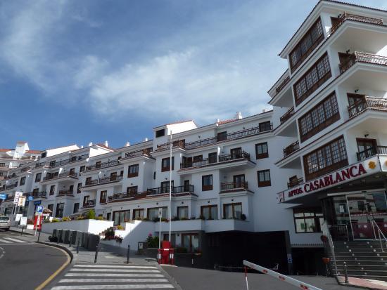 Aussenansicht picture of apartamentos casablanca puerto de la cruz tripadvisor - Tripadvisor apartamentos ...