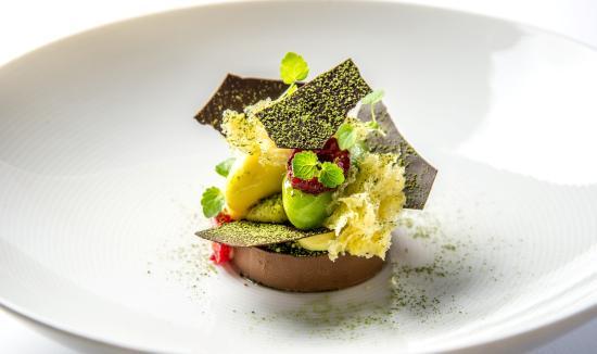 Goldberg Restaurant & Winelounge: delicious dessert
