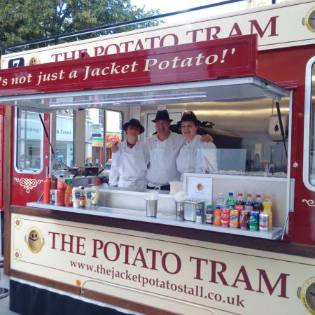 The Potato Tram