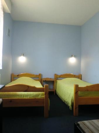 Hotel des Arenes: chambre 1