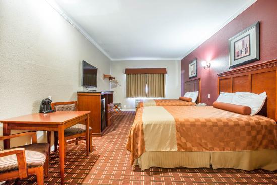 Rodeway Inn & Suites Pasadena: CANQQ