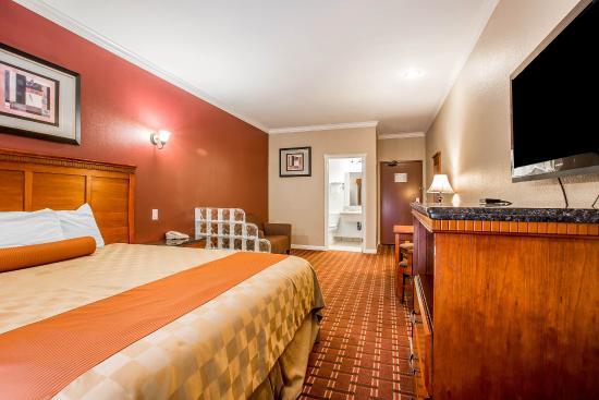 Rodeway Inn & Suites Pasadena: CASNK