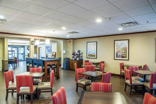 Comfort Inn: INBkfast