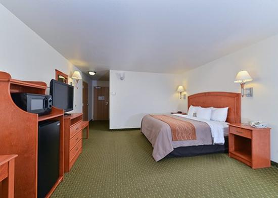 Comfort Inn & Suites: Bedroom