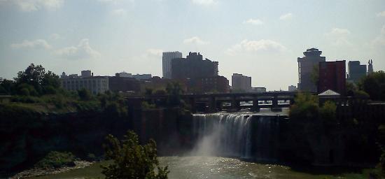 Genesee River's High Falls: High Falls View