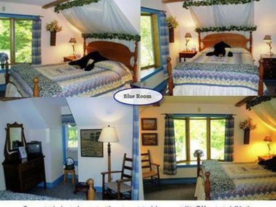 Fairfax, Vermont: Guest Room