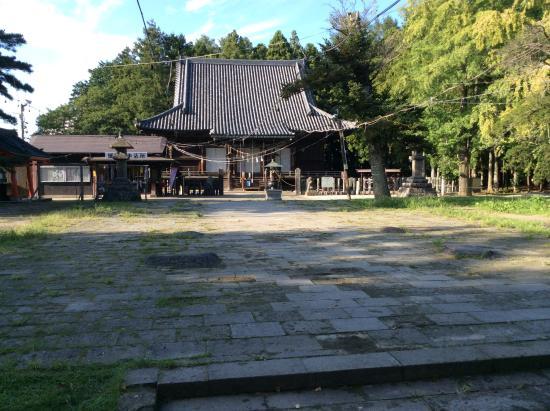 Mutsu Kokubunji Temple Yakushido