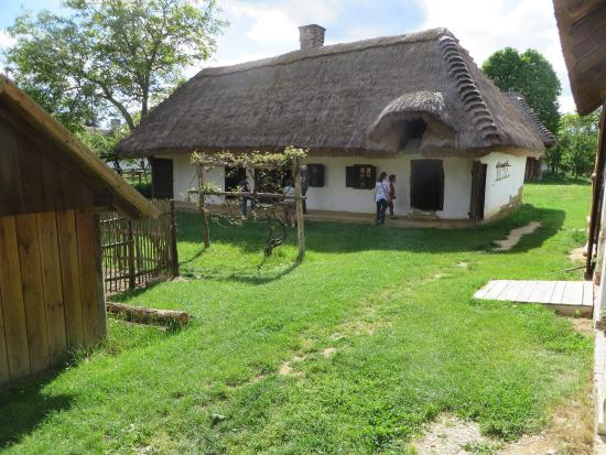 Oriszentpeter, ฮังการี: Freilichtmuseum