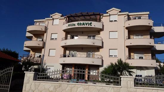 Villa Gravic Zadar
