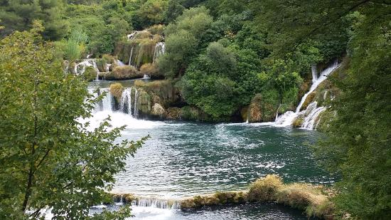 Villa Gravic: Krka Nationalpark