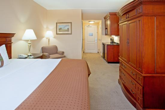 Holiday Inn Hotel & Suites Aggieland: King Bed Guest Room