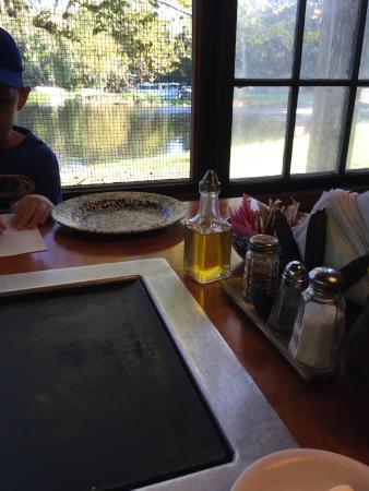 De Leon Springs, Floryda: Fun restaurant