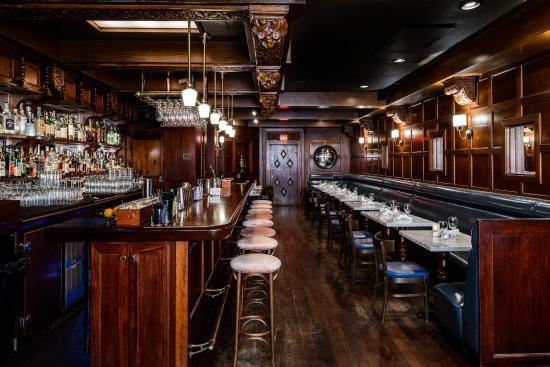 هوتل سورينتو: Dunbar Room Bar
