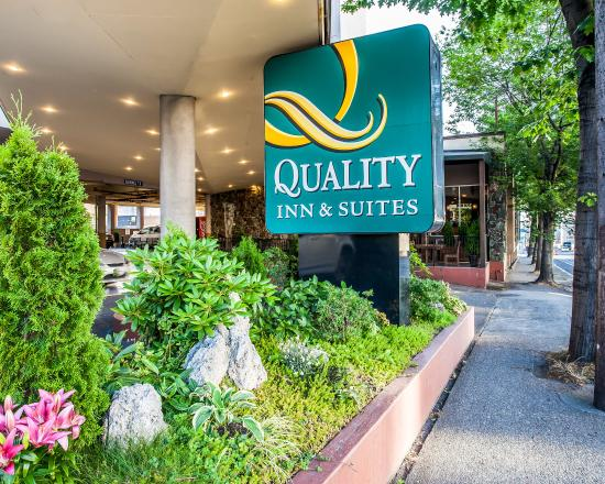 Quality Inn And Suites Seattle