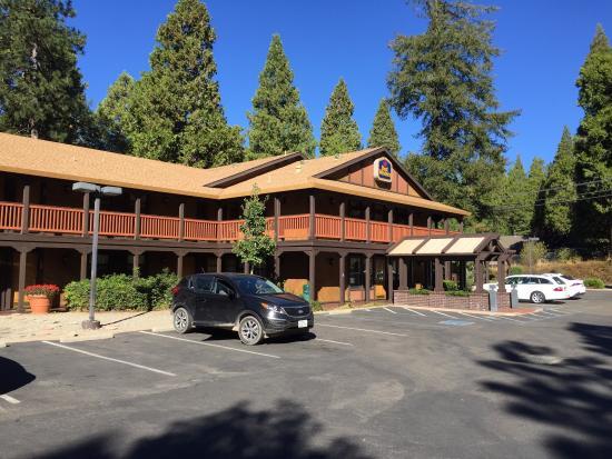 Best Western Stagecoach Inn : L'hôtel où il faut aller.