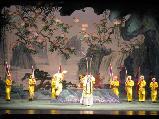 Chang An Grand Theater: 孫悟空