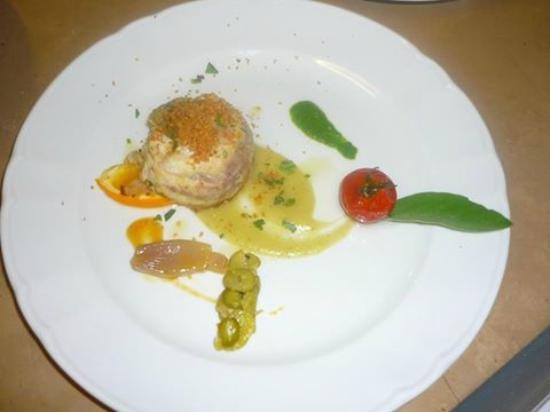 Don Eusebio: piatto