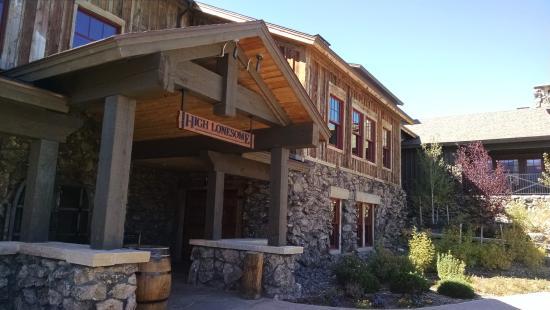 Tabernash, CO: High Lonesome Lodge
