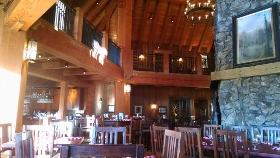 Tabernash, CO: Dinning Room