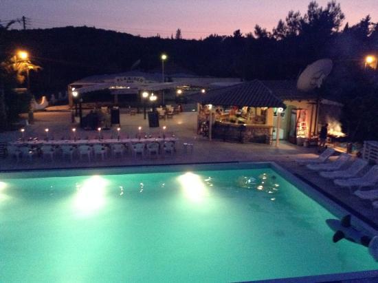 Basic Hotel Good For Time Away From The Kavos Strip Review Of Nikolas Club Apartments Tripadvisor