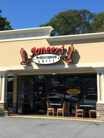 Ameer's Mediterranean Grill: Ameer's