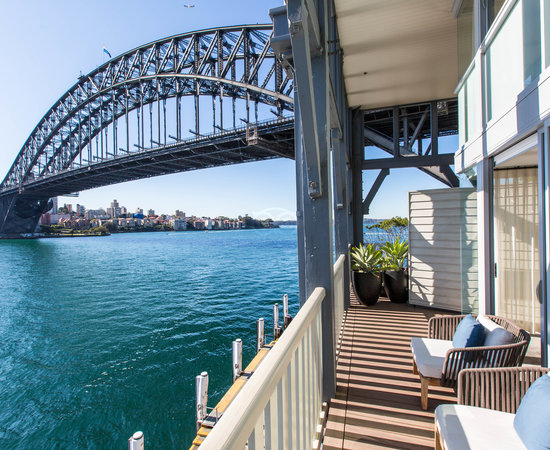 Walsh Bay Suites Accept Nothing Less Review Of Pier One Sydney Harbour Autograph Collection